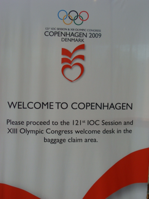 We arrive in Copenhagen!